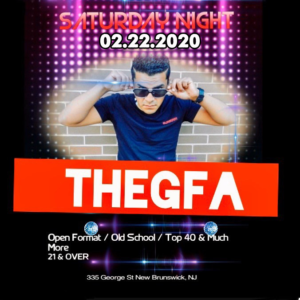 🎧 DJ | The GFA @ Hub City Brewhouse