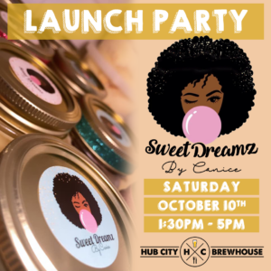🍰 Launch Party - Sweet Dreamz by Canice